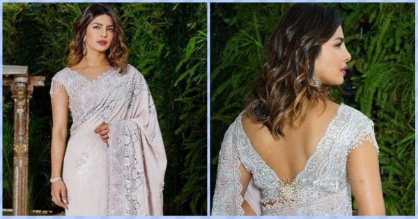 Priyanka Chopra Went Back To Her Desi Girl Days For The Ambani Mehendi & OMG!