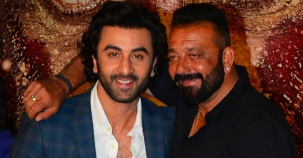 There's No 'Sanju' Without Sanjay Dutt! He Does Have A Cameo In The Film