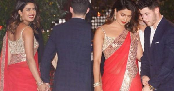 Tune Mari Entriyaan: Priyanka And Nick Walk Down The Ambani Aisle Hand-In-Hand