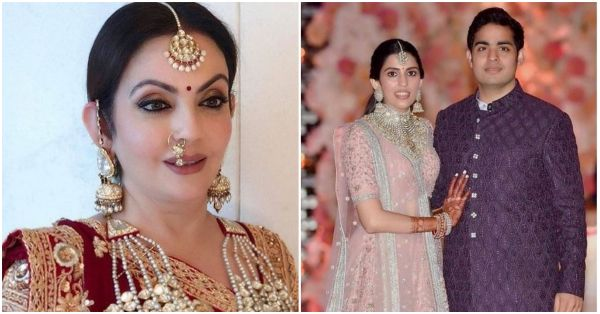 Nita Ambani's Dance Performance At Her Son's Pre-Engagement Party Left Us Awestruck!