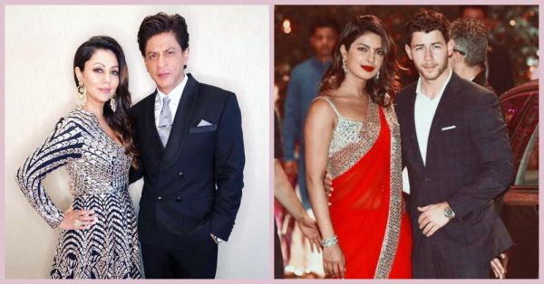 SRK-Gauri, Ranbir-Alia, Nick-PeeCee Took Over The Ambani Pre-Engagement Party!