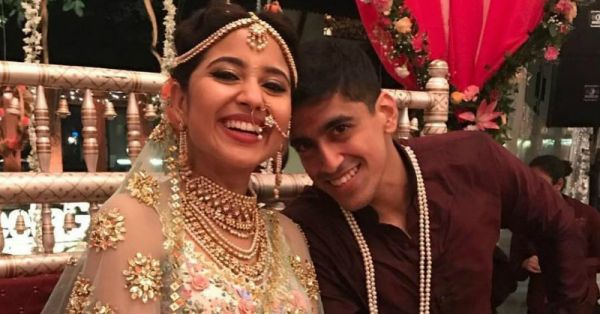 Shweta Tripathi's Wedding Pictures Are As Beautiful As The Couple's Love Story