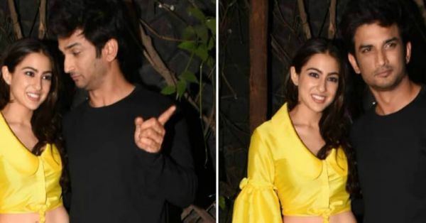 Sara & Sushant's Pics Are Cute Enough For Kriti Sanon To Be Worried