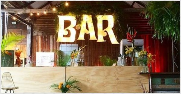 6 Things You Can Do To The Bar On Your Wedding... After All, Everyone's Come For The Daaru!