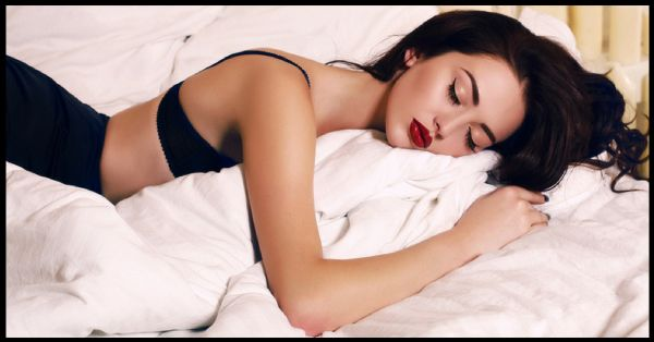 We All Know That Sleeping With Makeup On Is BAD, But What About A Quick Power Nap?