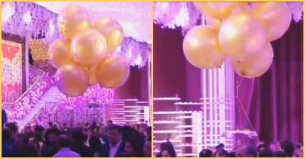 The Food Was Air-Dropped At The Ambani Engagement & We're Screaming 'EXTRA'!