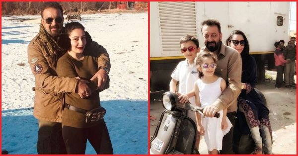 Important Bits From Sanjay Dutt & Maanayata's *Real* Love Story That 'Sanju' Missed