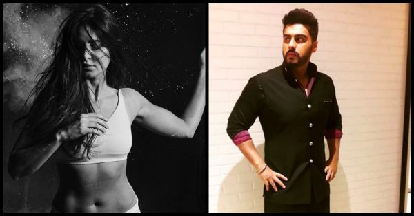 Katrina Kaif Shared A Sizzling Video On Instagram & BFF Arjun Kapoor Couldn't Keep Calm!