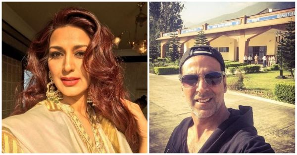 Bollywood Prays For Sonali Bendre's Speedy Recovery; Akshay Kumar Visits Her In New York