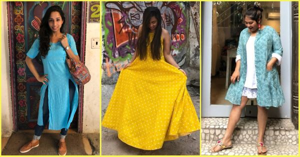 7 New Ways To Style Your Kurta To College - One For Each Day Of The Week!