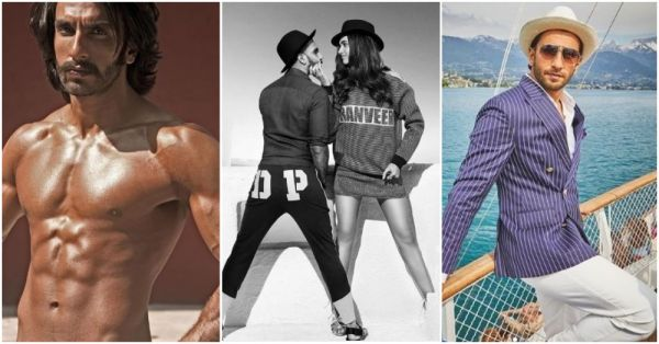 Birthday Special: 10 Reasons That Make Us Want To Kiss Ranveer Singh Really Hard!