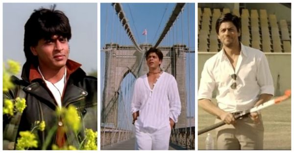 SRK's Beautiful Post On His 26 Years In B-Town Has Got Us Feeling Nostalgic AF