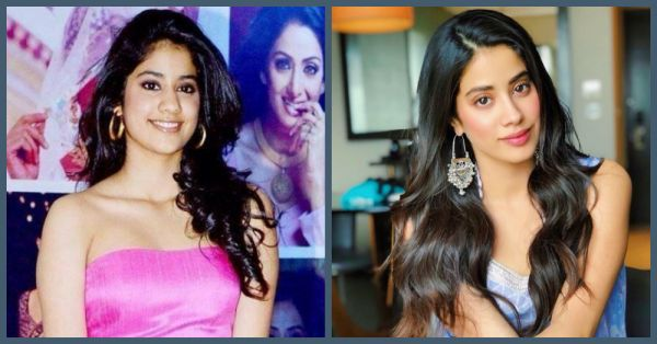 A Look Back At Janhvi Kapoor's Stunning Transformation!