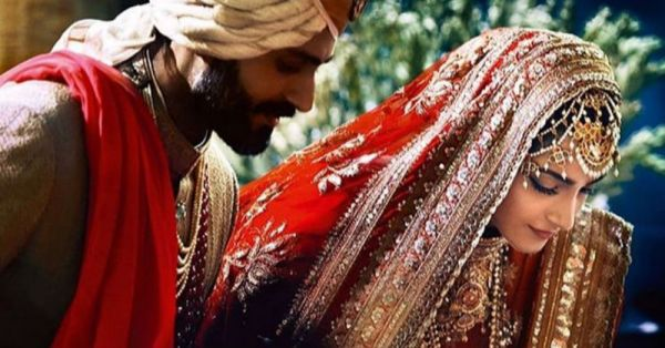 Sonam Kapoor Shared An Unseen Picture On Their Two Month Wedding Anniversary!