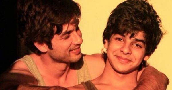 6 Times Ishaan Khatter Was A Carbon-Copy Of Brother Shahid Kapoor