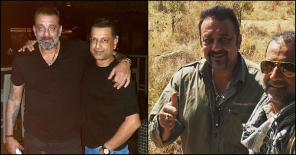 Sanjay Dutt Thanks Real-Life 'Kamli' Paresh Ghelani In An Emotional Post