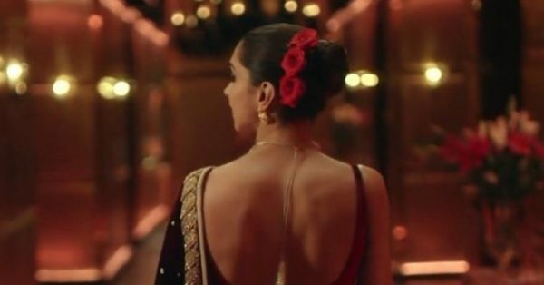 These Pictures Prove Deepika Padukone Has A Signature Hair & Makeup Look For Ethnic Wear!