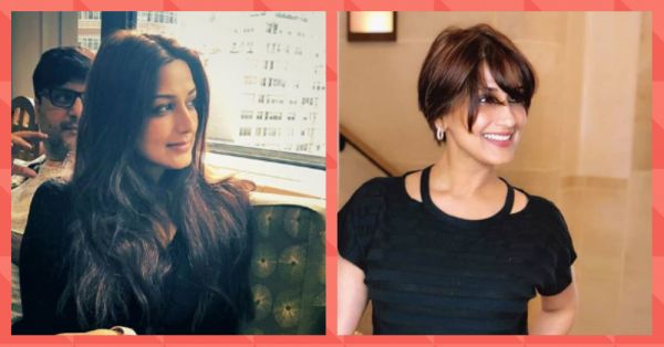 Sonali Bendre Posts A Powerful Note About Her Fight Against Cancer; Shares New Haircut Pics