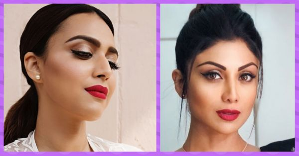 Popular Brow Shapes That Your Favourite Actresses Are Loving Right Now!