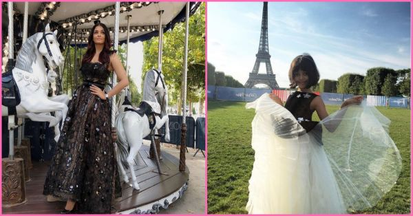 Aishwarya Rai Bachchan and Aaradhya Bachchan Are In Paris And Their Pictures Are Gorgeous!