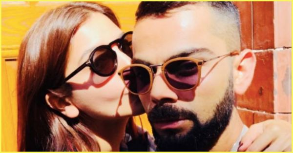 See Pics: Virat Kohli And Anushka Sharma Go For A Romantic Walk In Nottingham