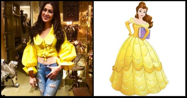 These Famous Kids And Their Fairytale Outfits Are Proof That Disney Princesses Are Real!