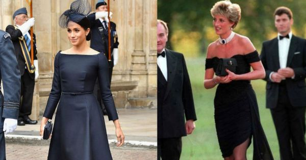 Meghan Markle Follows Princess Diana, Breaks Yet Another Royal Fashion Protocol!