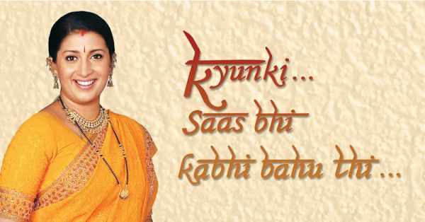 After Kasautii, We Want Ekta Kapoor To Bring Back Kyunki, Kyunki...