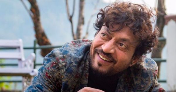 Irrfan Khan's New Pic Is Proof That He Is Fighting His Illness With A Smile On His Face