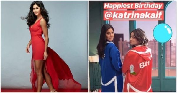 Bestie Alia Bhatt & Other Bollywood Celebs Wish Katrina Kaif With The Sweetest Messages