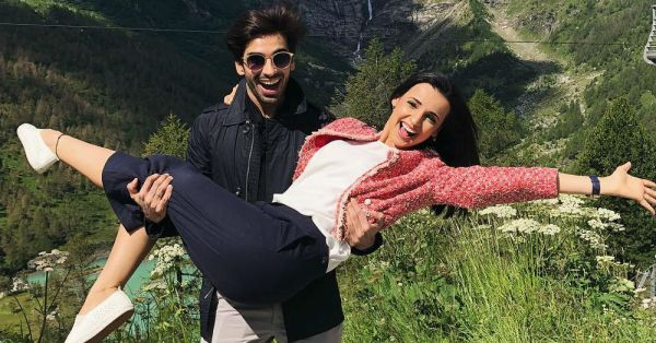 Sanaya Irani & Mohit Sehgal Are Living Their Swiss Dream - Check Out Their Vacay Pics!