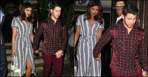 Priyanka Chopra Spills The Beans On Her New Relationship With Nick Jonas