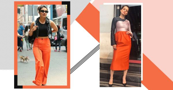 Orange Is Bollywood's New Black: 8 Outfits That Restored Our Faith In The Colour!