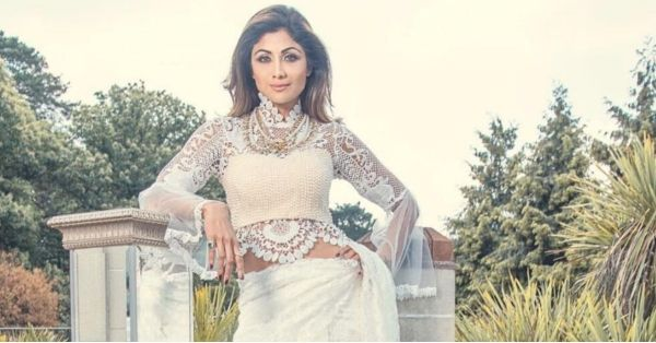 Shilpa Shetty Combined Three Completely Different Styles In One Stellar Outfit!