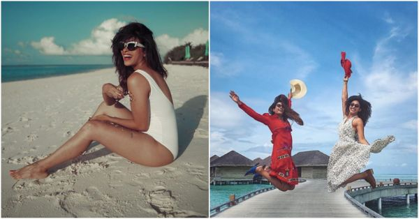 Kishwer Merchant Just Posted Pictures Of Her Maldives Holiday And Now We're Dying To Go