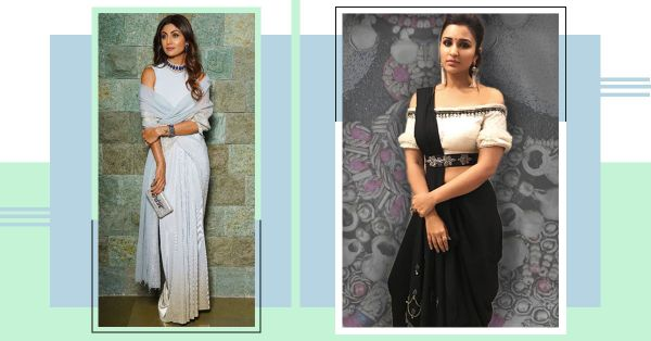 Bollywood-Approved Draped Saree Styles That Deserve A Second Look!
