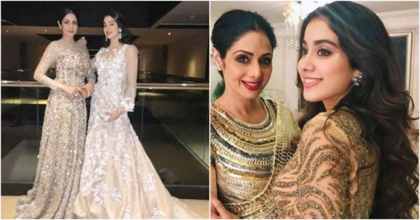 Janhvi Kapoor Pays A Special Tribute To Mother Sridevi In 'Dhadak'