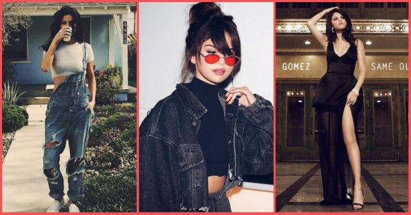 10 Times We Got A 'Fetish' For Birthday Girl, Selena Gomez's Fashion Choices!