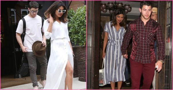Love Is In The Air: Priyanka Chopra Celebrates Her Birthday With Bae Nick Jonas in London