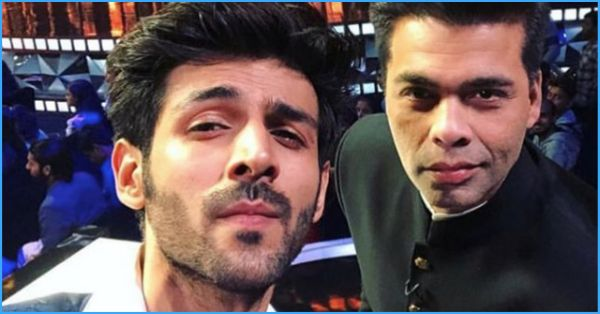 Ouch! Kartik Aryan Kicked Out Of A KJo Film Opposite Kareena For Spreading This Rumour