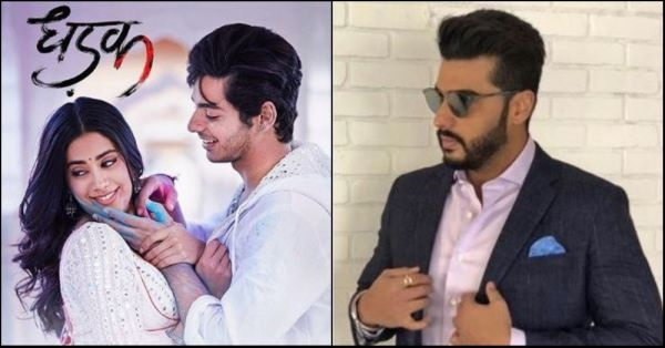 Big Brother Arjun Kapoor Is All Praises For Sister Janhvi Kapoor's 'Dhadak'