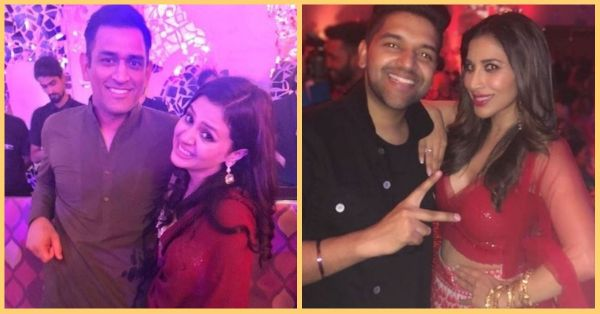 From B-Town To The Men In Blue, Socialite Poorna's Sangeet Was A Star-Studded Affair!