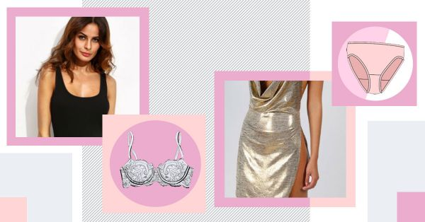 #NoMorePantyLines: The Right Kind Of Lingerie To Wear Under Different Party Dresses!