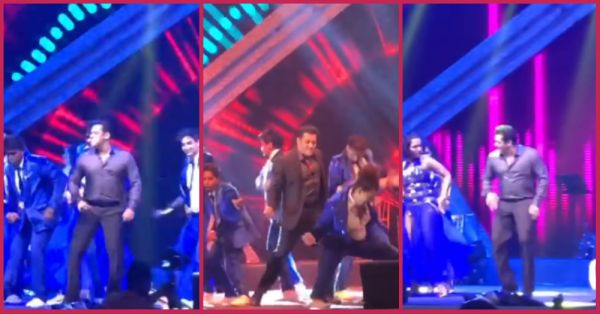 Salman Khan Set The Stage On Fire At Poorna Patel's Wedding And OMG The Swag!