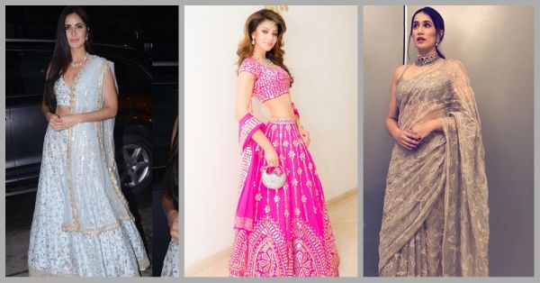 Who Wore What: Our Fave Looks From Poorna Patel's Wedding Reception!