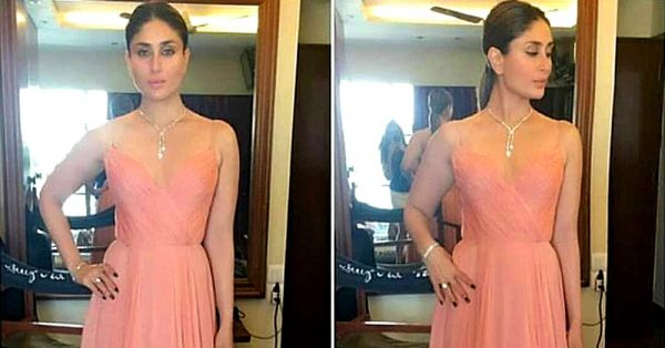 Bebo Is Looking Like Barbie In This Pink Gown & Now We Want One Too!