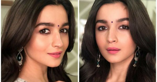 #WhatsThatLipColour: Alia Bhatt's Blush Pink Lipstick Had Me At Hello!