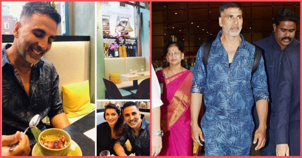 Akshay Kumar Wore A Jumpsuit & We Can't Decide If It's 'Khiladi' Or 'Anari'!