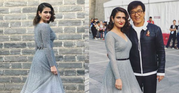 Dangal? More Like *Damn Girl*: Fatima Sheikh Looks Like A Fairytale In Her Latest Look