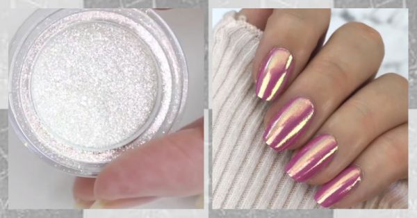 #NOTD: These Pink Chrome Nails Are All You Need To Feel Like A Boss Woman Today